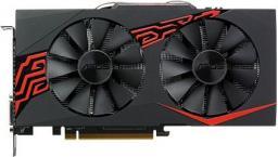 Karta graficzna Asus Radeon RX 470 MINING 4GB LED 256BIT DVI (MINING-RX470-4G-LED) - BULK