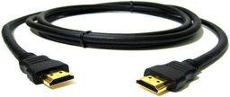 Kabel Qoltec HDMI - HDMI, 2, Czarny (27601)