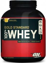 Optimum Whey Gold extreme milk chocolate 2300g