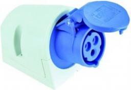 PCESP Gniazdo stałe 3P 16A 230V niebieskie (IP44 113-6)