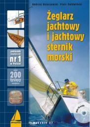Żeglarz jachtowy i sternik morski (+CD, wyd. 2018)