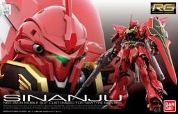 Figurka 1/44 RG Gundam Sinanju (4549660075905)