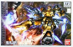 Figurka 1/144 HG Gundam Zaku I Thunderbolt (4549660076001)