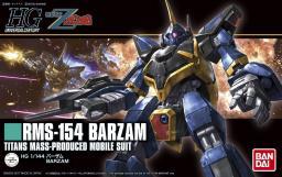 Figurka 1/144 HG Gundam Barzam (4549660156406)
