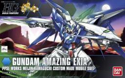 Figurka 1/144 HG Gundam Amazing Exia (4543112920775)