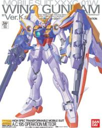 Figurka 1/100 MG Gundam Wing Ver. Ka (4543112237149)