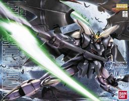 Figurka 1/100 MG Gundam Deathscythe Hell EW Ver. (4543112670786)