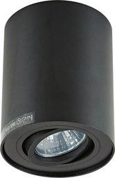 Lampa sufitowa Zumaline Rondoo SL 1x50W  (20038-BK)