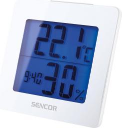 Stacja pogody Sencor Termometr z budzikiem (SWS 1500 W)