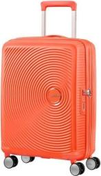 American Tourister Walizka Spinner Soundbox brzoskwiniowa (32G-66-001)