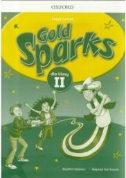 Gold Sparks 2 zeszyt ćwiczeń