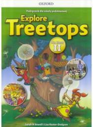 Explore Treetops 2 podręcznik + CD
