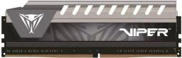 Pamięć Patriot Viper Elite, DDR4, 8 GB,2666MHz, CL16 (PVE48G266C6GY)