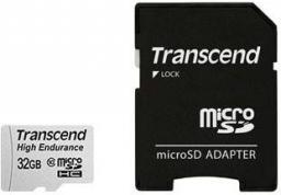 Karta MicroSD Transcend High Endurance microSDXC 32GB C10 (TS32GUSDHC10V)