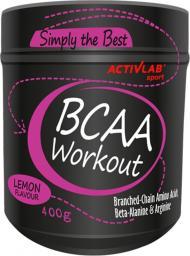 Activlab Bcaa Workout Lemon 400g