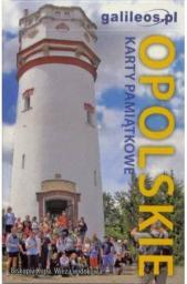 Plan Karty pamiątkowe - Opolskie (277734)