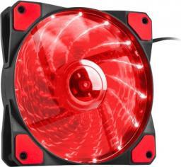 Genesis Wentylator HYDRION 120 red LED (NGF-1166)