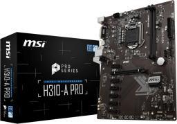 Płyta główna MSI H310-A PRO