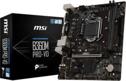 Płyta główna MSI B360M PRO-VD