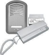 Eltcrac Zestaw domofonowy Z1 AU1 (Z1 TK-6) Wekta - Z1 AU1 (Z1TK6)
