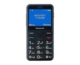 Telefon komórkowy Panasonic KX-TU150EXB