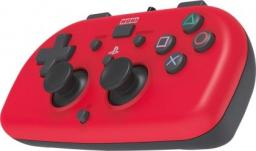 Gamepad HORI Horipad Mini czerwony (PS4-101E)