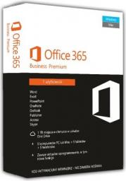 Microsoft Office 365 Plan Business Premium 3MC