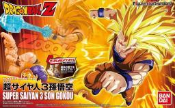 DRAGON BALL Son Goku SS3 Figure-rise Standard (MAQ84181)