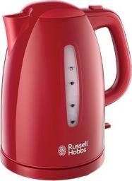 Czajnik Russell Hobbs Textures czerwony (21272-70)