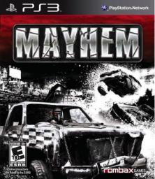 GRA PS3 MAYHEM