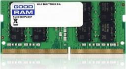 Pamięć do laptopa GoodRam DDR4 SODIMM 16GB/2666 CL19 (GR2666S464L19/16G )