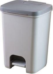 Kosz na śmieci Curver Essentials na pedał 20L szary (225360                         )
