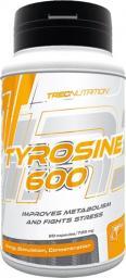 Trec Nutrition Tyrosine 600 - 60 kapsułek