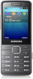 Telefon komórkowy Samsung S5610 Srebrny