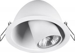 Nowodvorski Reflektor sufitowy Dot 1x35W GU10 biały (9378)