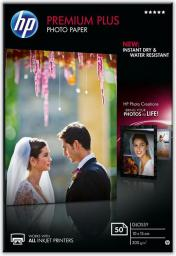 HP Premium Plus Glossy A6 (CR695A) 50 ark