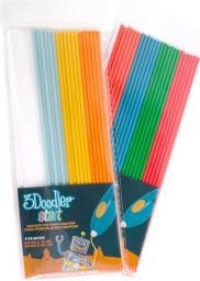 3Doodler 3DOODLER Filament EKO do długopisu 3Doodler Start - 24 szt. ŚWIECĄCE W CIEMNOŚCI - ECO-09