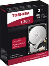 "Dysk Toshiba L200 2 TB 2.5"" SATA III (HDWL120EZSTA)"