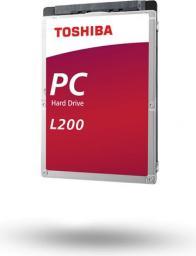 "Dysk Toshiba L200 1 TB 2.5"" SATA III (HDWL110UZSVA)"
