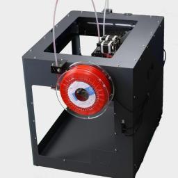 Drukarka 3D CRAFTUNIQUE  Craftbot 3, szary (pr.999.027)