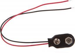 Kabel zasilający Goobay Przewód zasilający na baterię 9V 6F22 11445 - 11445