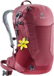 Deuter Plecak turystyczny Futura 22L cardinal-cranberry - 340001855260
