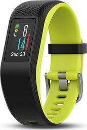 Smartband Garmin Vivosport Czarny Zielony