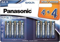 Panasonic Bateria AA / R6 8szt.