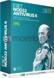 ESET NOD32 Antivirus 2013 (3 st./1 rok) BOX