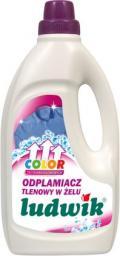 Ludwik Odplamiacz tlenowy w żelu do tkanin kolorowych Color 1L