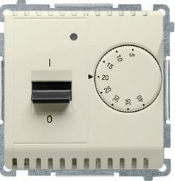 Kontakt-Simon Regulator temperatury z czujnikiem wewnętrznym beż BMRT10W.02/12