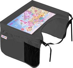 TULOKO Bezpieczny stolik Podróżnika, szary - 3389 - 3389
