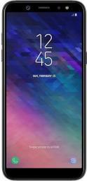 Smartfon Samsung Galaxy A6 32 GB Dual SIM Czarny  (SM-A600FZKNXEO)