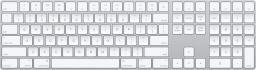 Klawiatura Apple Magic Bezprzewodowa Biała US (MQ052LB/A)